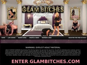 Glam Bitches