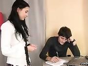 student tutor