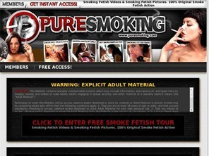 Popular Pure Smoking Videos