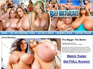 Popular Big Naturals Videos
