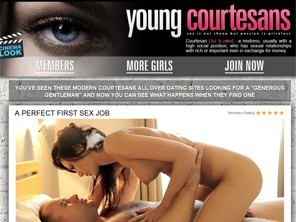 Young Courtesans