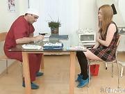 Erotic medial examinations