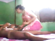 bhabh in pink salwar suit fuck by neighbor and recorded