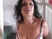 british indian mature stripper