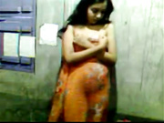 indian babe self recorded video