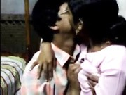 young desi couple on webcam sex
