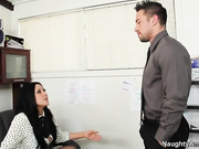 Audrey Bitoni thinks that the new guy at the office, Johnny, is really cute