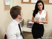 Veronica Avluv is leaving her current employer to start her own company and she would love to bring her favorite employee with her