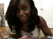 I love black girls! Especially mine! She's sexy and loves being recorded while we get freaky
