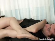 foot job therapy with ashton pierce