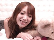 ayaka fujikita's young asian pussy cums from vibrations
