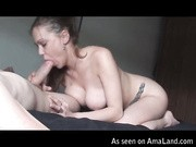Alluring vixen sucks dick and gets her delicious twat licked
