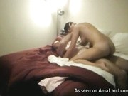 marvelous hotie pussy drilled in a spicy home made sex tape