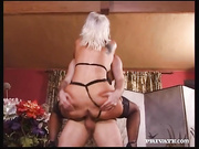 Mature blonde has appetite for dick and wants a good fuck