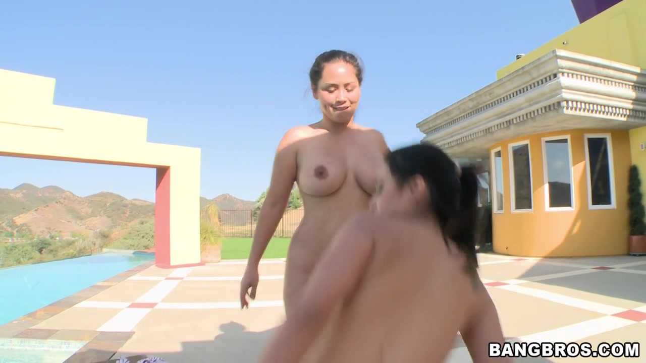 Asian Milf Wild Threesome With Amateur!