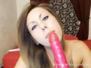 horny inked brun dildo legs pussy wc shaved