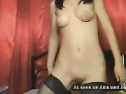 owm go super hot brun camgirl mast shaved ling