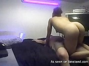 ebony best cock ride session hot ass
